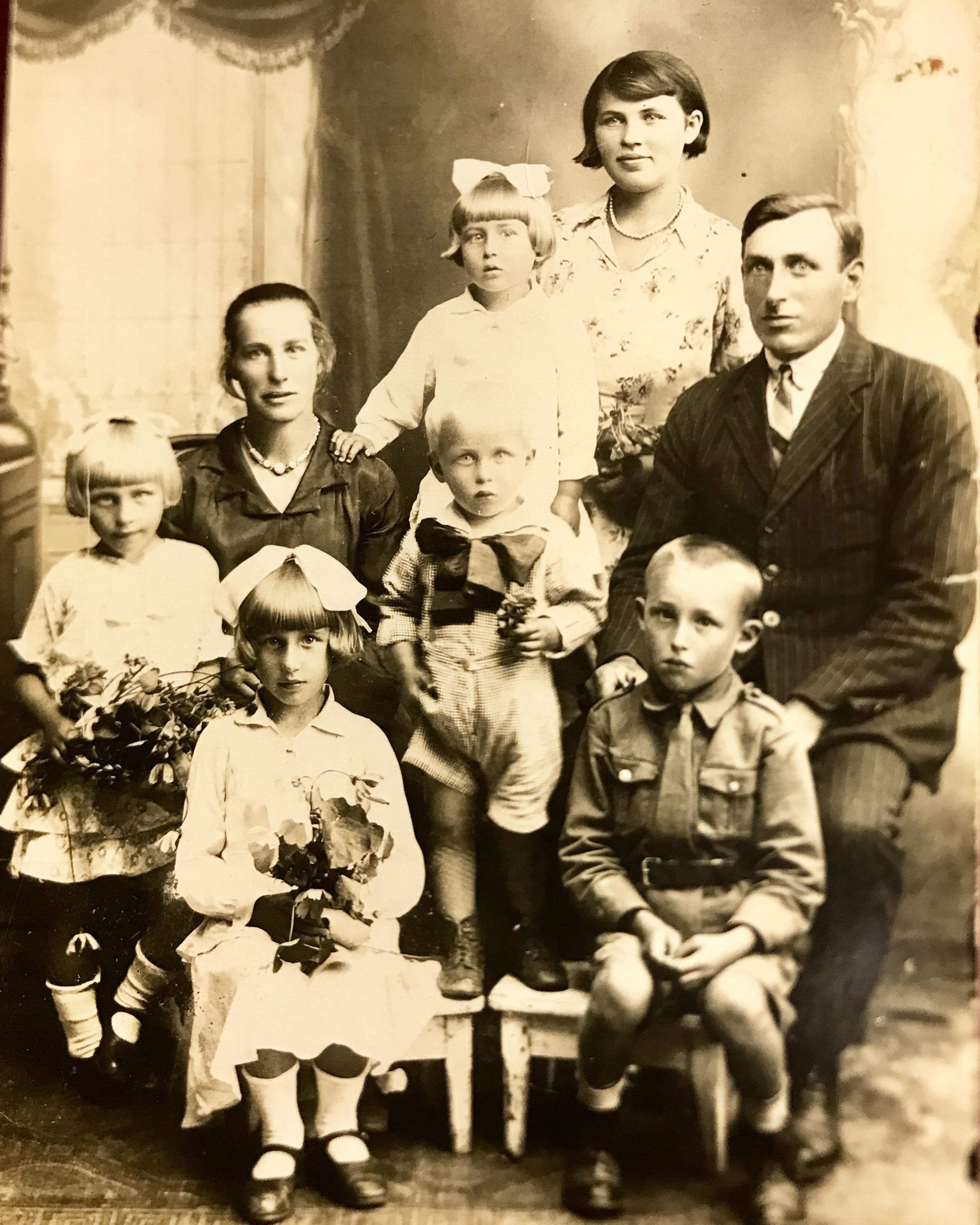 polish family