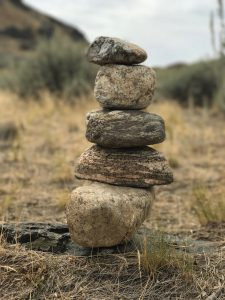 sensitive cairn