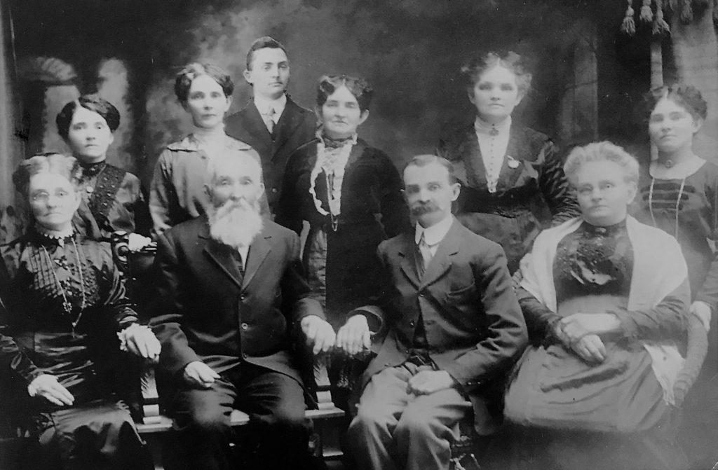 Bruin family portrait