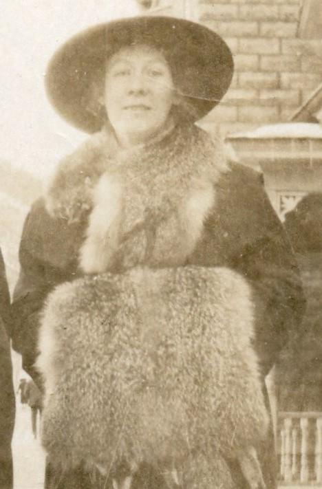 Anna Marie Swanson